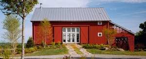 Maybe a barn like this?